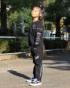 ブラック:120cm20kg(110cm着用)